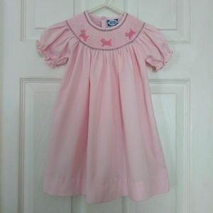 Carriage Boutiques Smocked Dress
